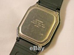 Vintage Casio Vdb-101 À Écran Tactile LCD Montre Databank