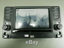 Vw Golf 7 Passat Affichage Navi Pro Bildschirm Moniteur LCD Tactile 3g0919605d