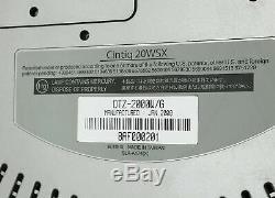 Wacom Cintiq 20 Pen Display LCD Graphismes Tablette Tactile Écran Tactile 20wsx Dtz-2000avec