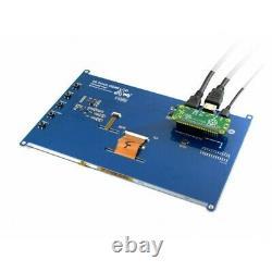 Waveshare 10,1 Pouces Hdmi Für Raspberry Pi Display 1024x600 Écran Tactile LCD