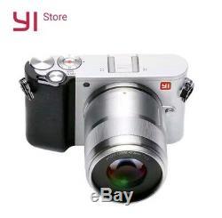 Yi M1 Appareil Photo Numérique 4k Vidéo 20 Mp Raw Photo Avec Écran LCD Tactile Mirrorless