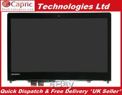 Yoga Véritable Lenovo 510-14 14ast 14isk 80s Écran Tactile Digitizer LCD Assemblée