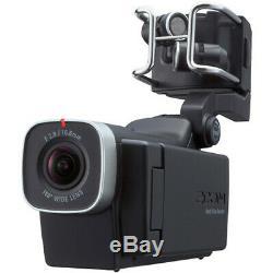 Zoom Q8 Enregistreur Vidéo Portable Écran Tactile LCD Pivotant Mpeg-4 Mov Zq8